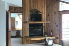 Bedroom 2 Ensuite & Fireplace
