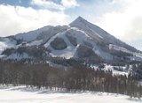 Winter Ski Hill